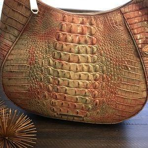 BRAHMIN Melbourne Collection Amira Hobo